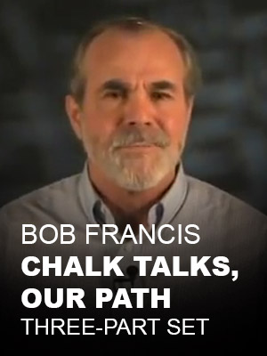 Bob Francis Chalk Talks, Three-Part Set