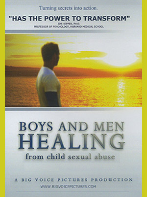 Boys And Men Healing From Child Sexual Abuse