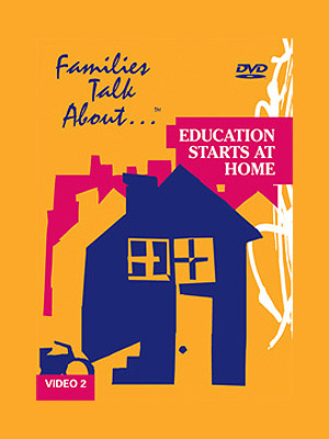 Families Talk About, Part 2: Education Starts At Home